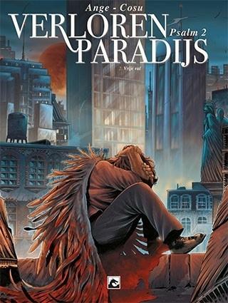 Verloren Paradijs Psalm 2, boek 2 Vrije val