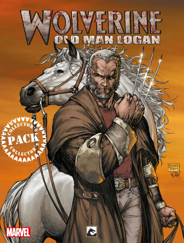 Wolverine Old Man Logan Compleet Collector's Pack
