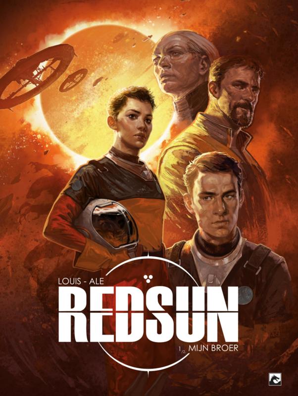 Red Sun (1van 2), Mijn broer