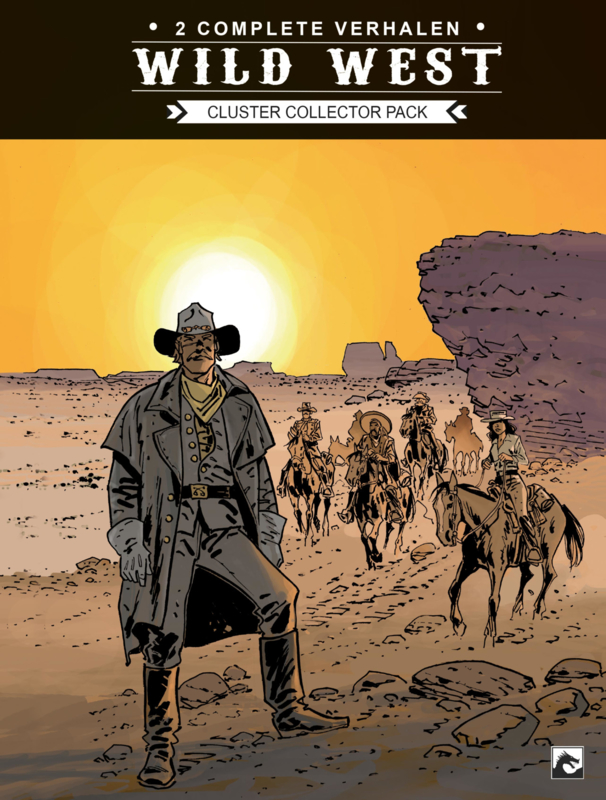 Cluster Collector's Pack Wild West