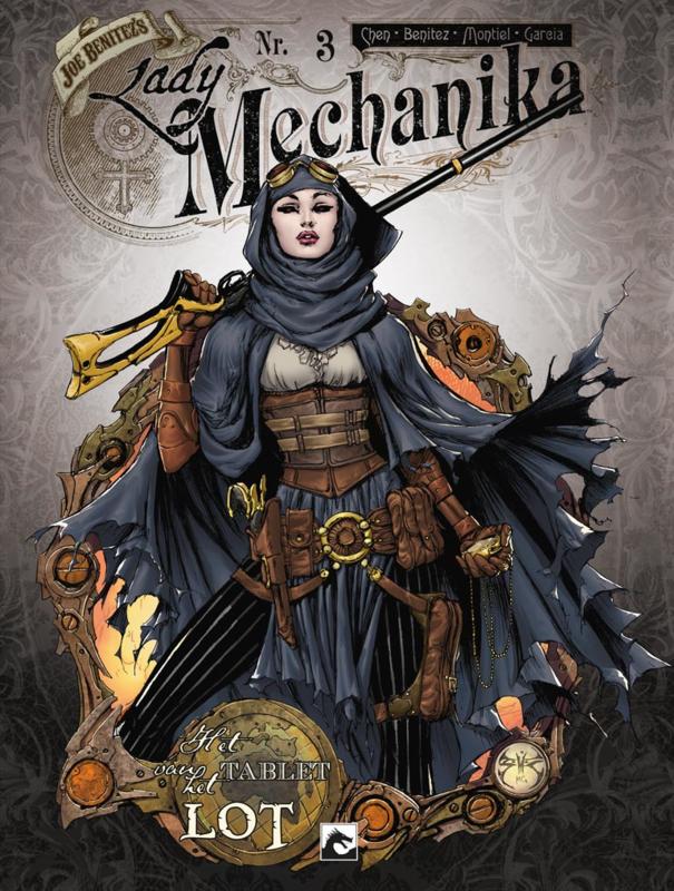 Lady Mechanika, Het tablet van het lot 3 (van 3)