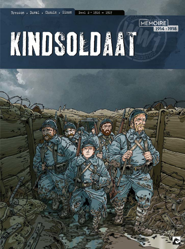 Kindsoldaat 2 SC:  1916-1917