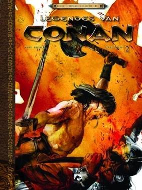 Legendes van Conan, Geboren op het slagveld 2 UITVERKOCHT