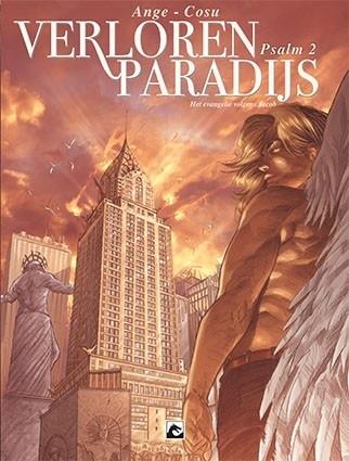Verloren Paradijs Psalm 2, boek 1 Het evangelie volgens Jacob UITVERKOCHT