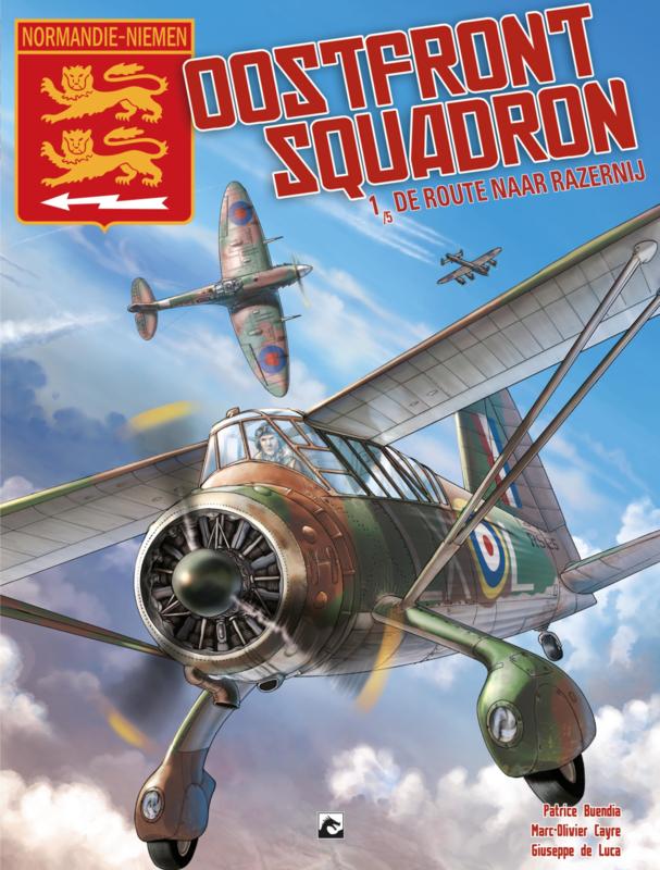 Normandie-Niemen, Oostfront Squadron 1