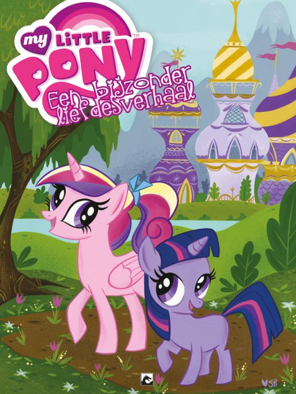 My Little Pony, Een bijzonder liefdesverhaal