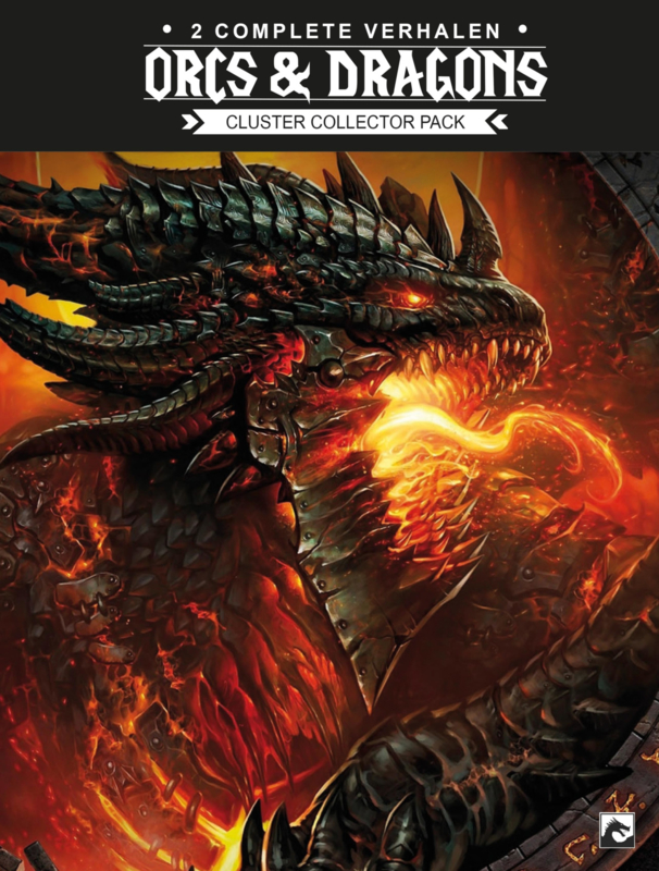 Cluster Collector Pack SC: Orcs & Dragons
