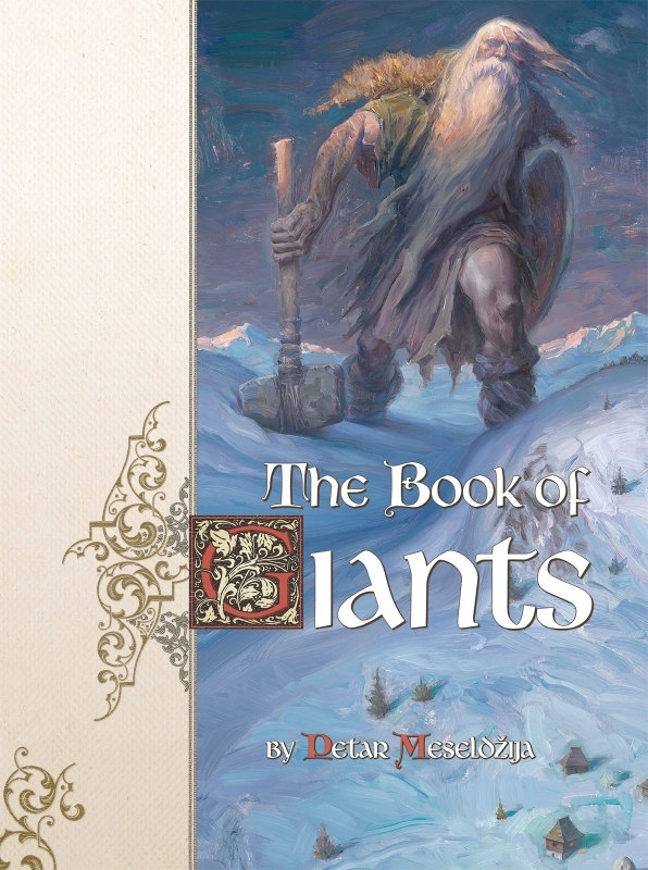 Book of Giants by Petar Meseldžija