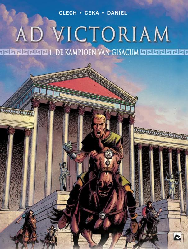Ad Victoriam 1, De kampioen van Gisacum