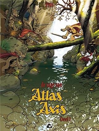 Atlas & Axis deel 1