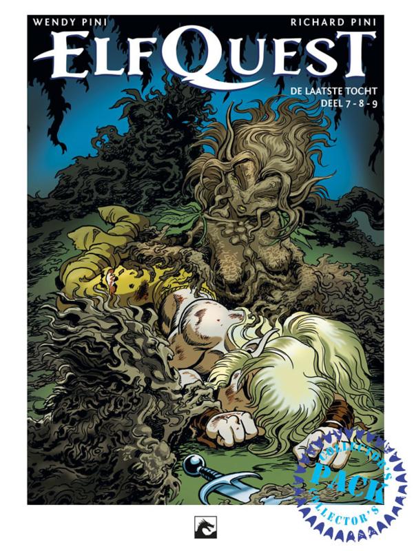 ElfQuest, de laatste tocht Collector Pack 7-8-9 COMPLEET