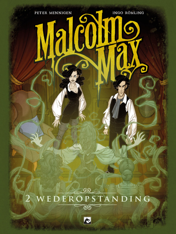 Malcolm Max 2, Wederopstanding