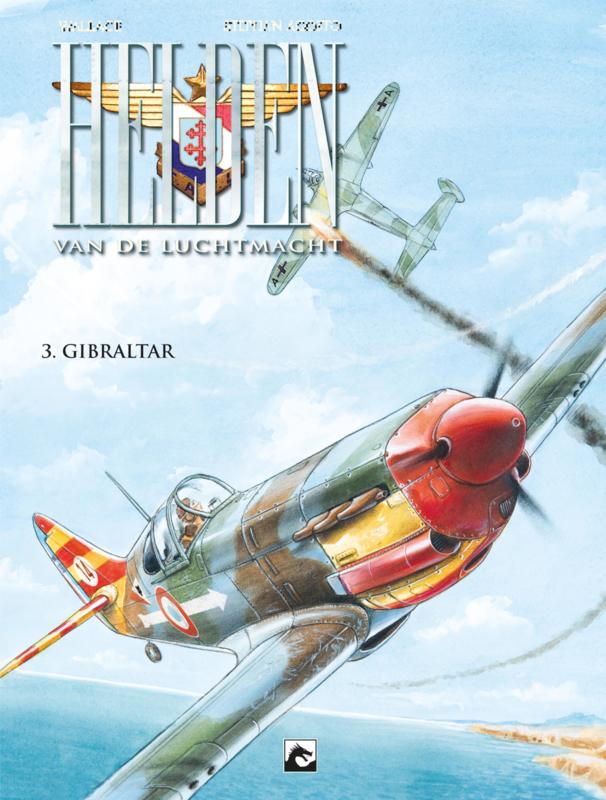 Helden van de luchtmacht 3 HC