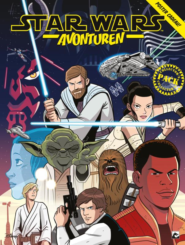 Star Wars Avonturen 1-2-3 Collector's Pack