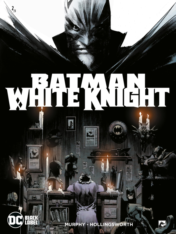 Batman, White Knight 2 (van 3)