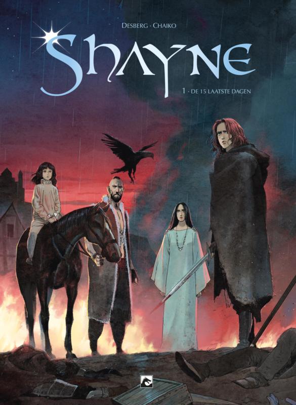 Shayne, De 15 laatste dagen