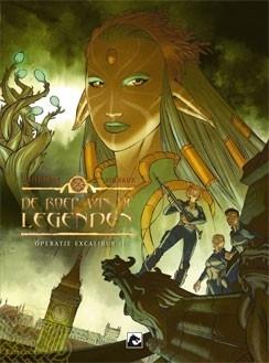 De roep van de legende 2, Operatie Excalibur 2/2