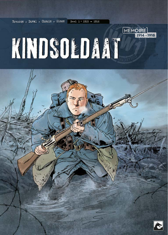 Kindsoldaat 1 SC: 1915-1916