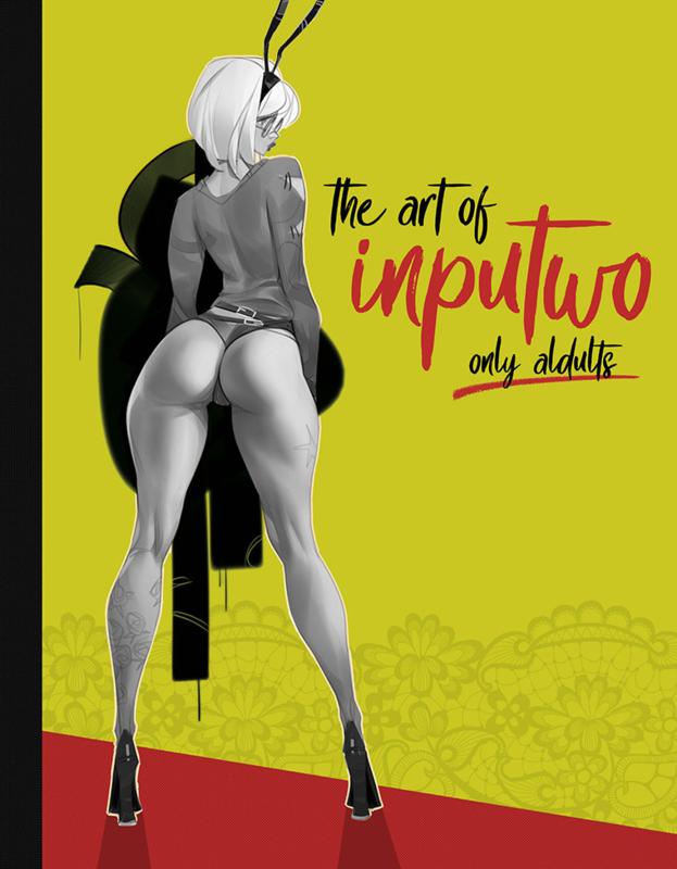 Ominikey Artbook: The art of Inputwo UITVERKOCHT