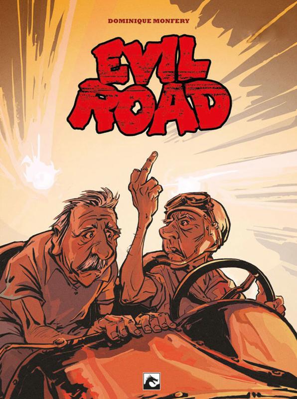 Evil Road HC incl art print