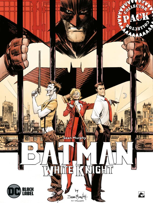 Batman, White Knight Collector Pack