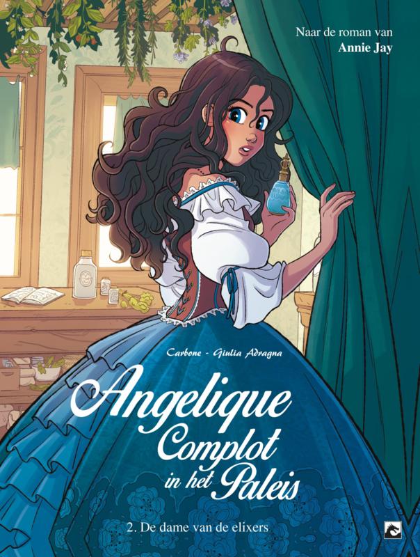 Angelique, Complot in het paleis 2