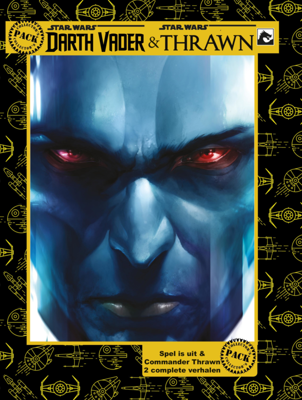 4: Darth Vader: Het spel is uit & Commander Thrawn