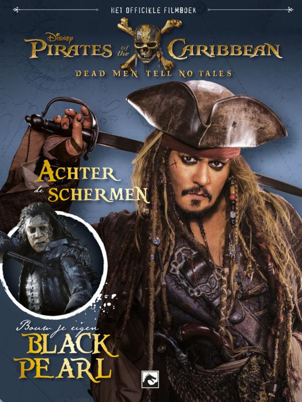 Pirates of the Caribbean,  Het officiele filmboek UITVERKOCHT