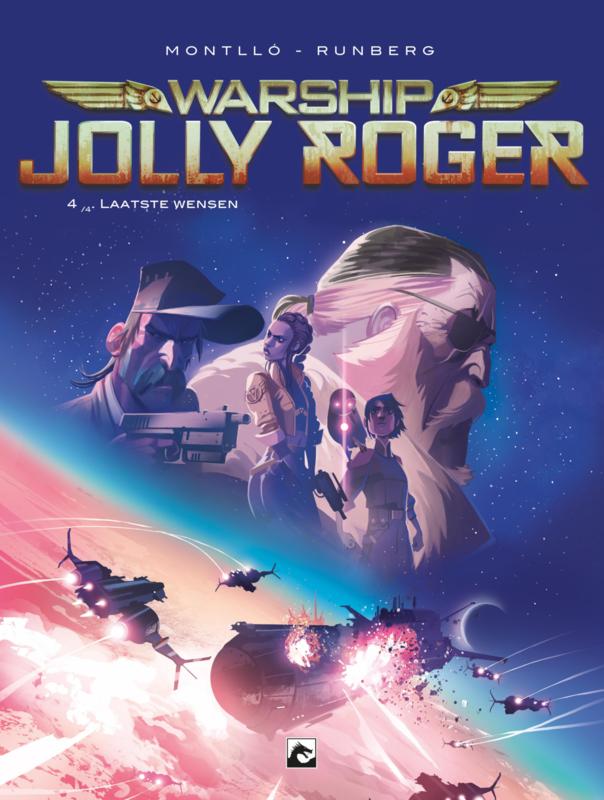 Warship Jolly Roger 4