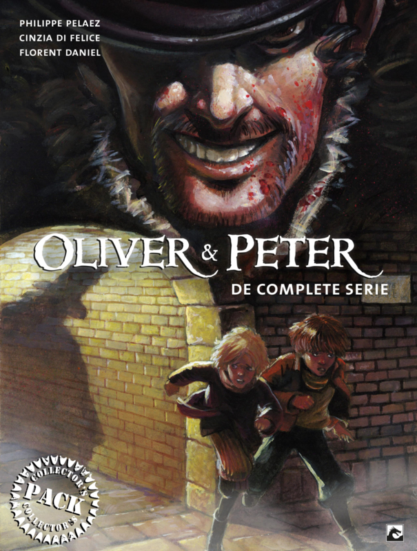 Oliver & Peter SC Collector's Pack