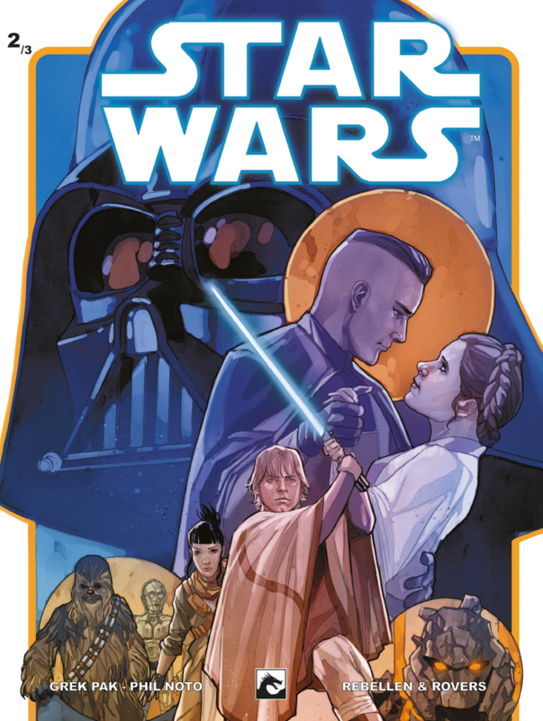 Star Wars 28,  Rebellen en Rovers 2 van 3