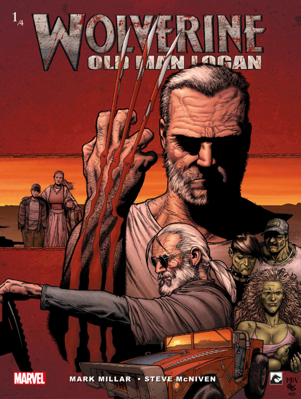 Wolverine 1 Old Man Logan