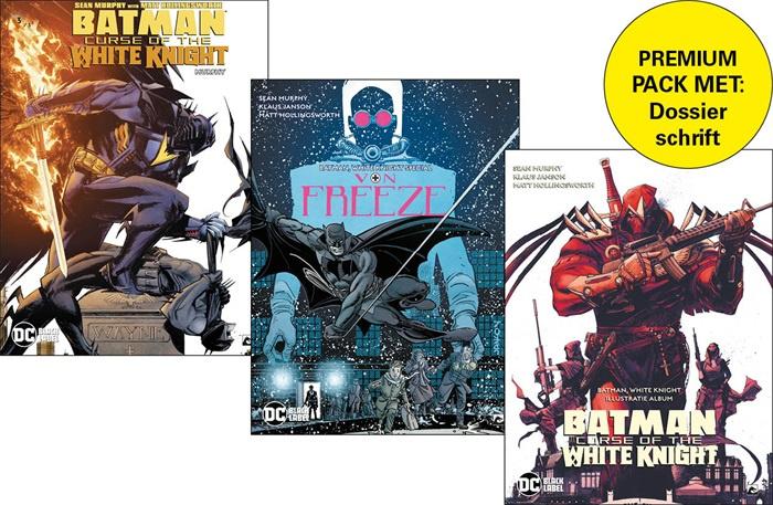 Batman, Curse of the White Knight 3 Premium Pack