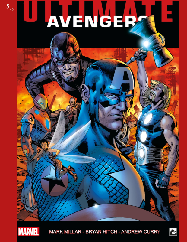 Ultimate Avengers 5 (van 5)
