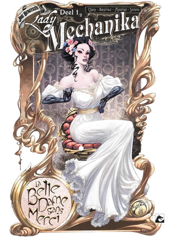 Lady Mechanika, La belle dame sans merci 1 van 2