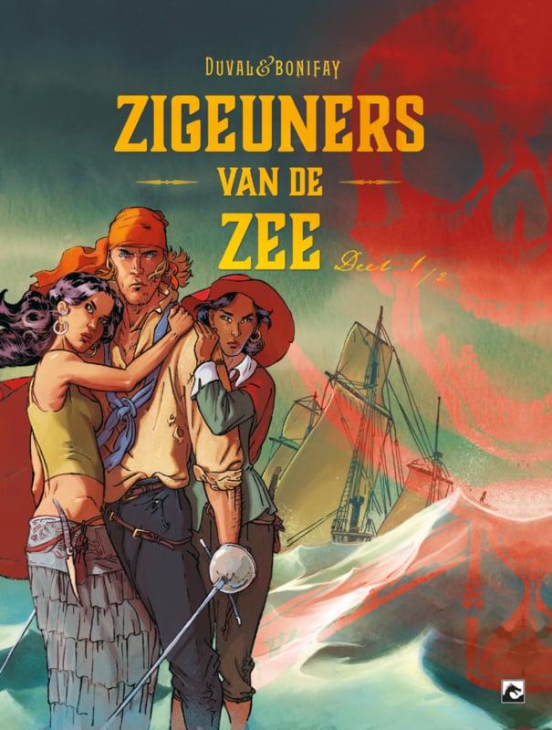 Zigeuners van de zee 1