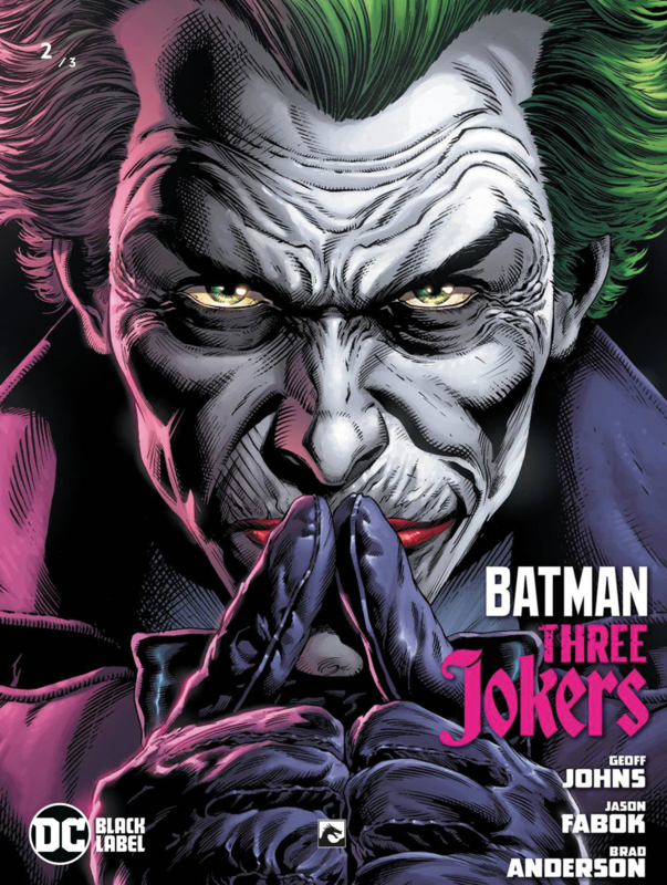 Batman, Three Jokers Cover A (2 van 3)
