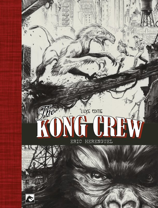 The Kong Crew 1 Luxe editie