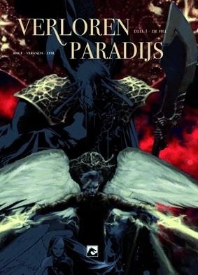 Verloren Paradijs Psalm 1, boek 1 Hel UITVERKOCHT