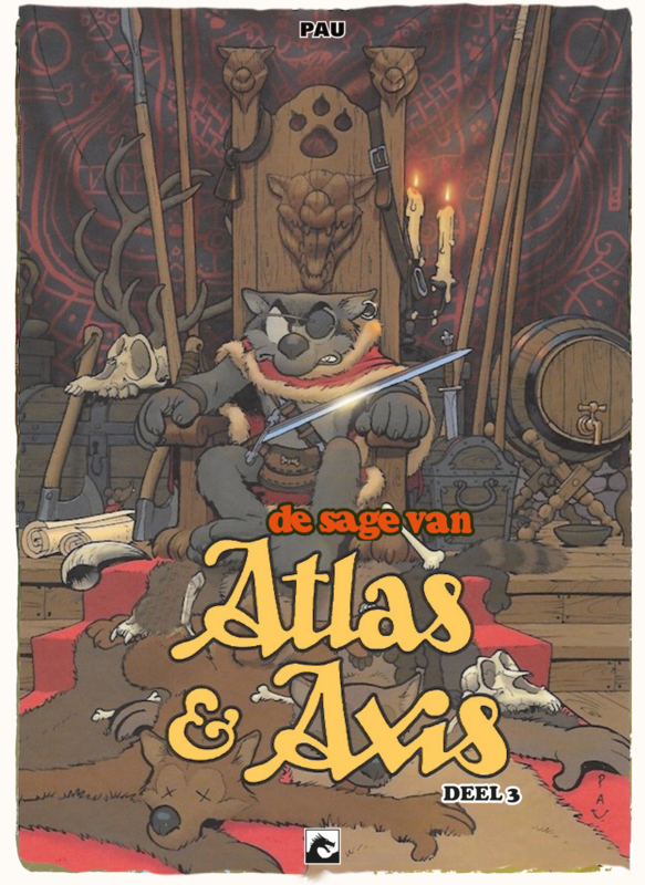 Atlas & Axis deel 3