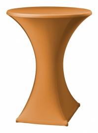 Stehtischhusse Festival Modell B 85 cm Rostgold Angebot!!