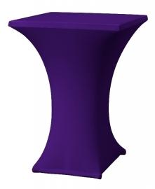 Stehtischhusse Rumba Violett