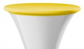 Tischplatten Bezug Easy Jersey Gelb