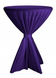 Stehtischhusse Fiësta Violett