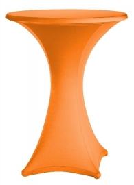 Stehtischhusse Festival Orange