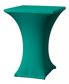 Stehtischhusse Rumba Grün