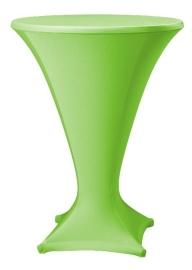Stehtischhusse Cocktail Apfelgrün