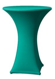 Stehtischhusse Samba Grün