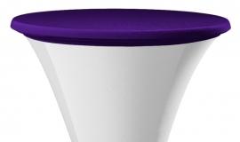 Tischplatten Bezug Easy Jersey Violett
