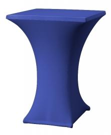 Stehtischhusse Ramba Blau